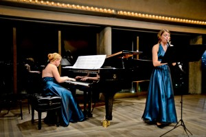 Sydney Opera House, Australia, recital Anny Miernik i Barbary Borowicz