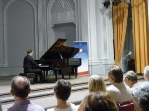 Ottawa, Kanada, recital fortepianowy Mariana Sobuli