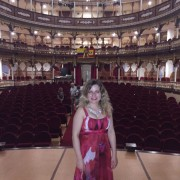 Theatre in Cartagena (Colombia)