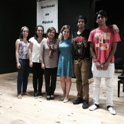 After piano masterclass in Conservatorio Nacional in Lima