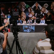 Marian Sobula w Meridzie, konferencja prasowa, 05.10.16